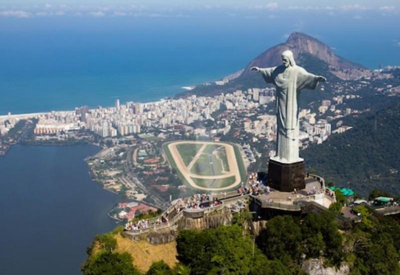 Travelling in Brazil